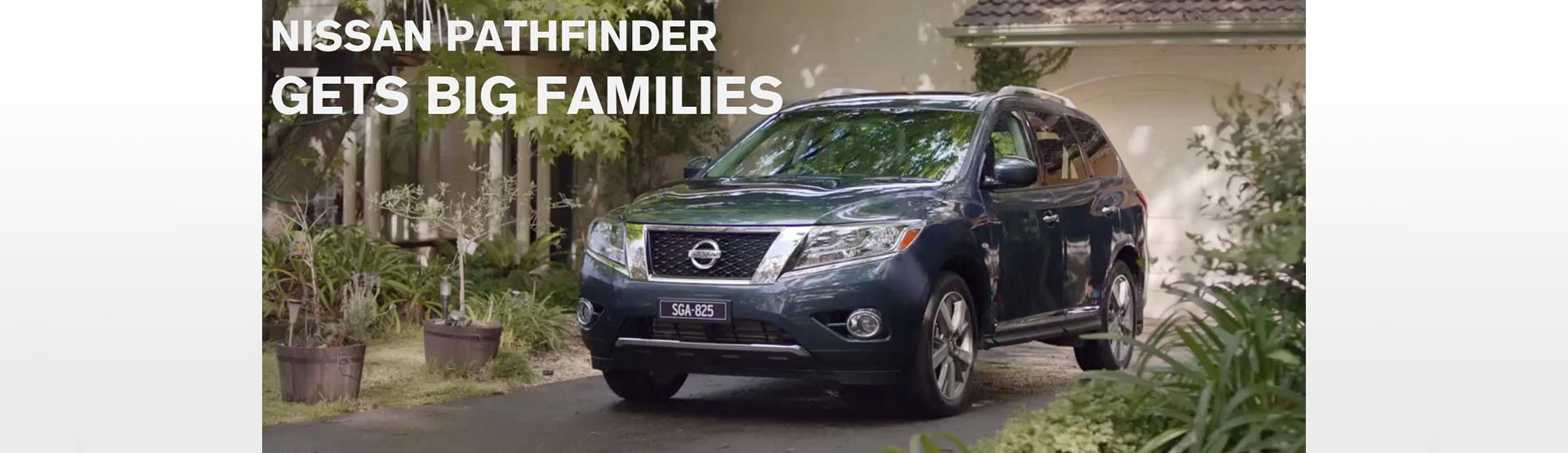 Big River Nissan Pathfinder